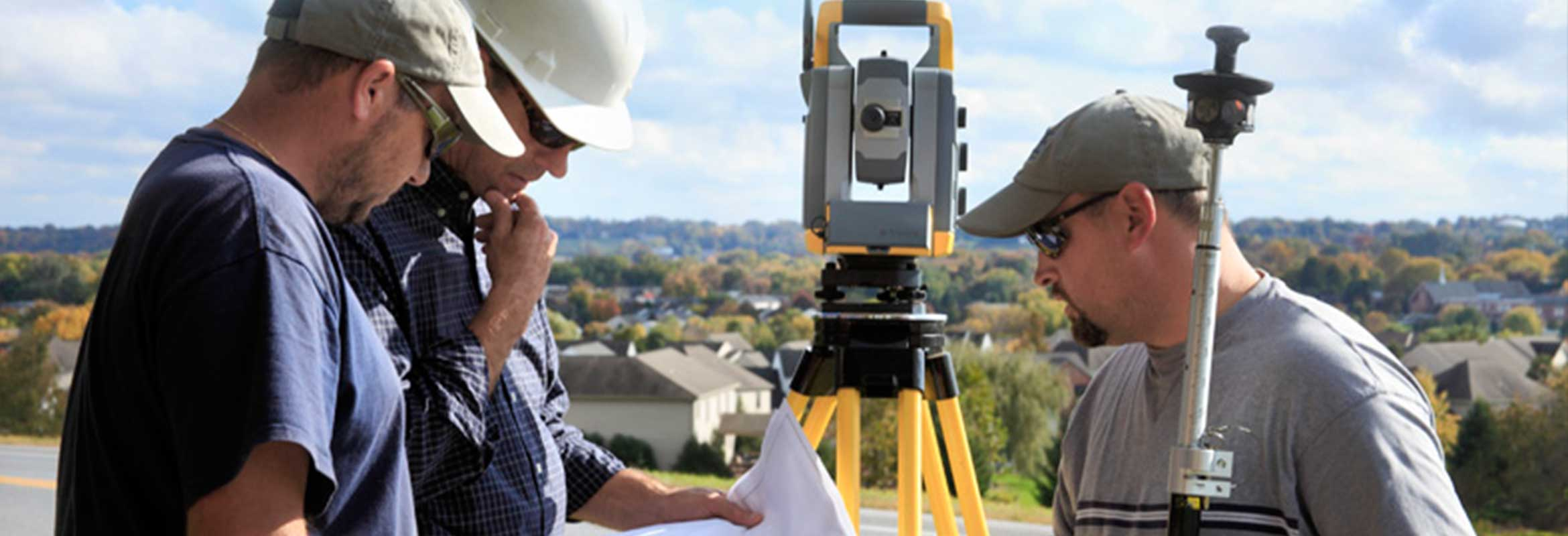 Land Grant Surveyors Services throughout PA, MD, NJ, DE
