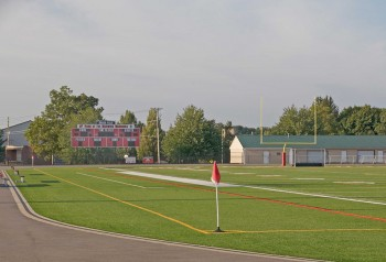 Warwick Stadium Athletic Track and Field Surveys