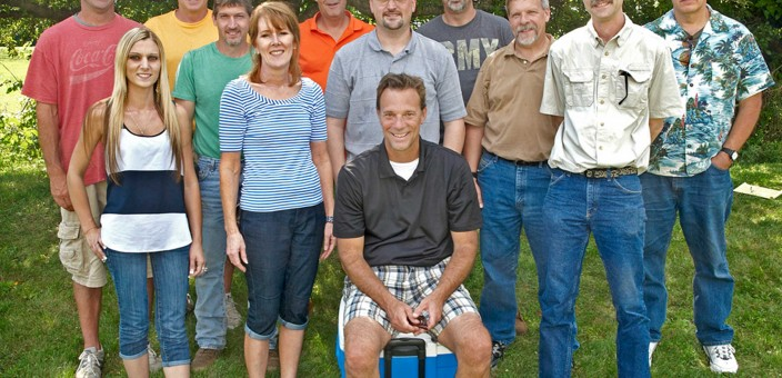 Land Grant Surveyors Teams from all Locations Attend Company Picnic