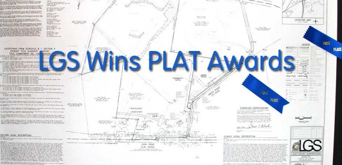 LGS Wins Blue Ribbons at Plat Competition