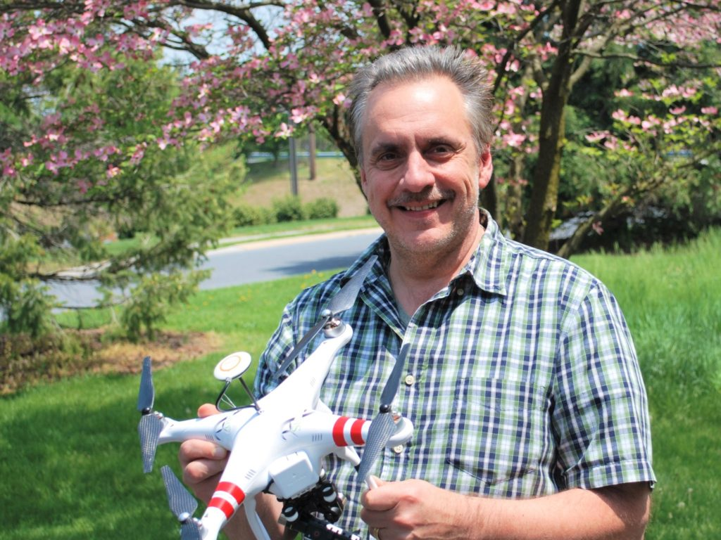 Glenn R. Conover, Strato400 Pilot at Land Grant Surveyors in Central PA